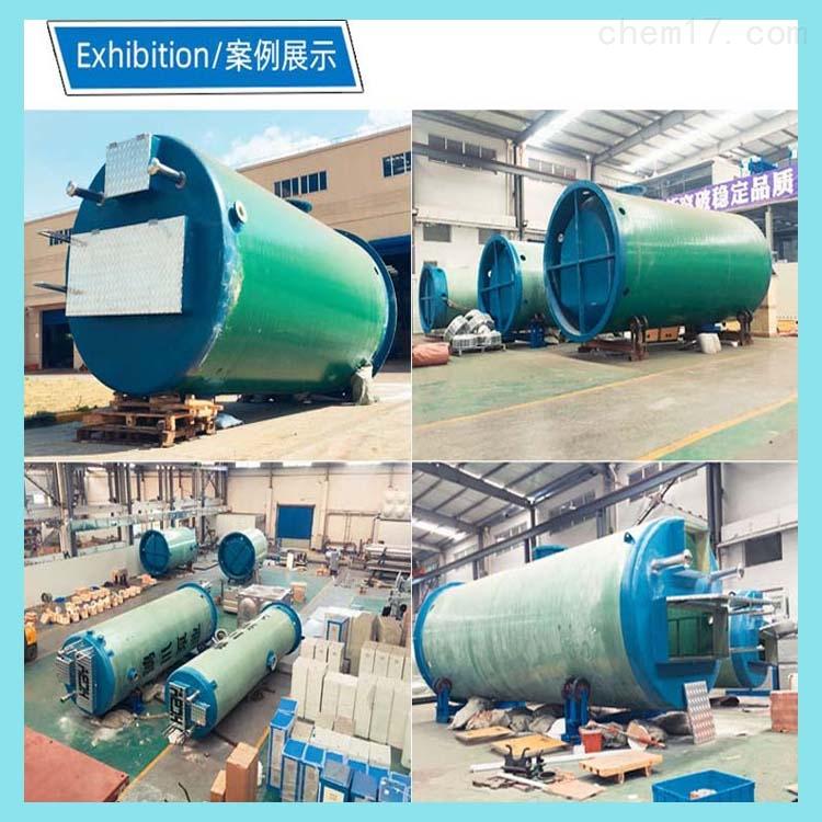 黑龙江一体化预制泵站