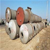 出售1点5吨二手污水蒸发器
