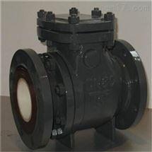 PH44H耐磨排渣止回阀性能可靠