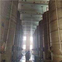 二手玻璃钢罐30吨滨州