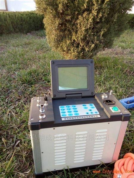 电脑型全自动烟尘烟气测试仪震撼登场
