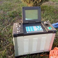 LB-70C检测油烟配备高空开孔采样设备的烟气分析仪