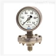 WIKA 威卡膜片式壓力表 過程工業 432.36,432.56