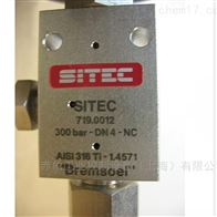 SITEC  710.3223-D瑞士SITEC阀门-赤象工业合作优势品牌