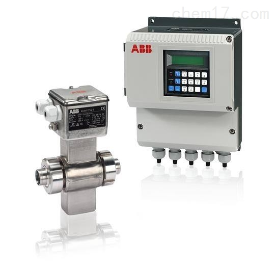 ABB电磁流量计说明