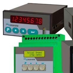 MX350motrona MX350 双模计数器 数字指示器