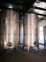 二手机械搅拌式发酵罐全型号回收