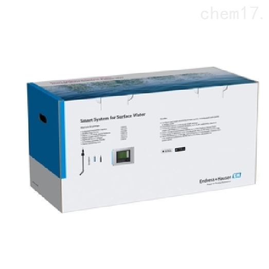 瑞士E+H智能地表水监测系统