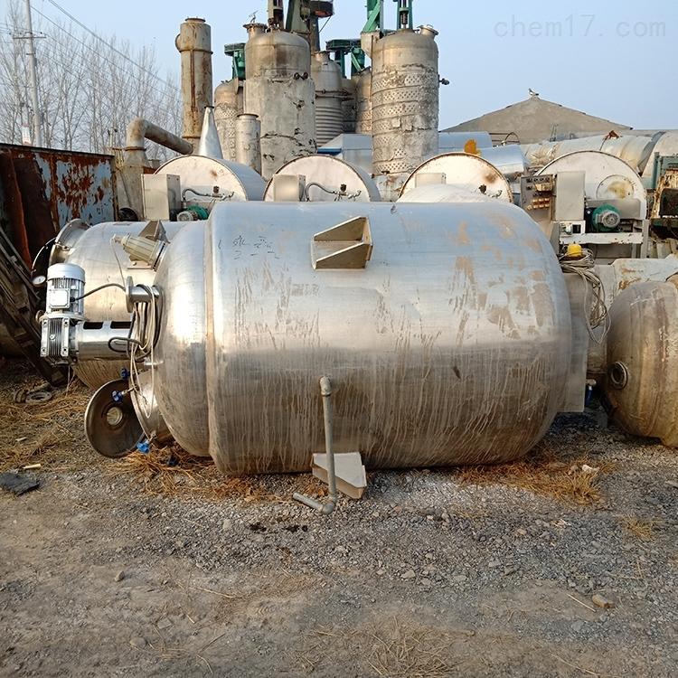 供应不锈钢反应釜厂家推荐