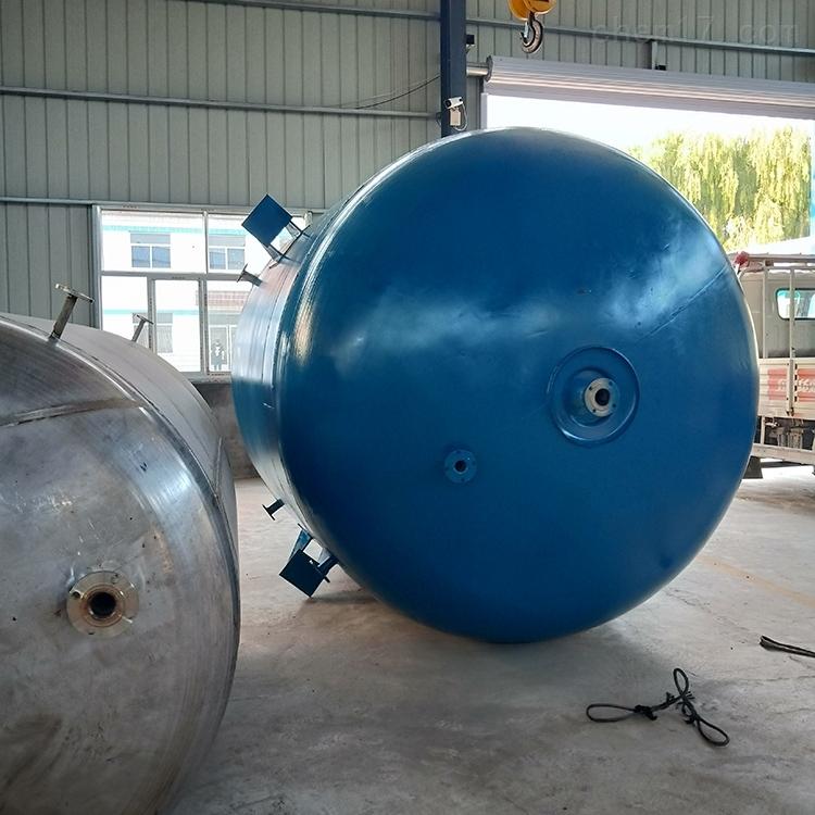 高价购销钛材反应釜二手设备厂