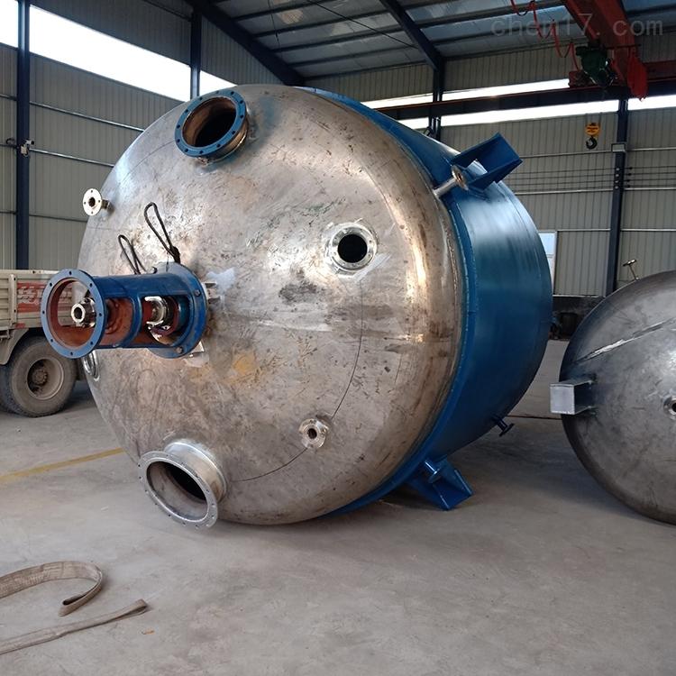 处理搪瓷反应釜回收常年购销