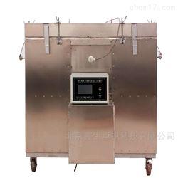 建筑物室内钢结构涂料隔热效率耐火试验仪