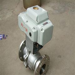 Q941F-16P-80电动不锈钢球阀