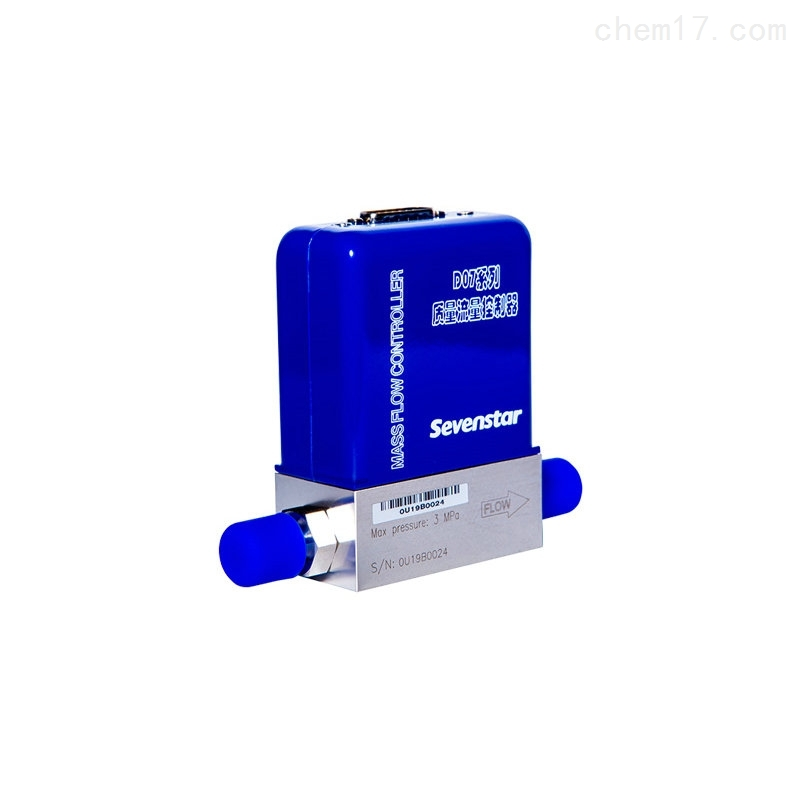 气体质量流量控制器