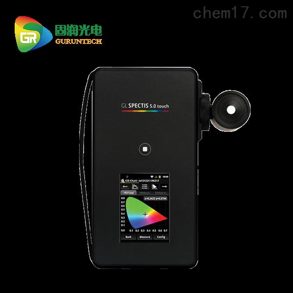 便携式光谱照度计Spectis 5.0