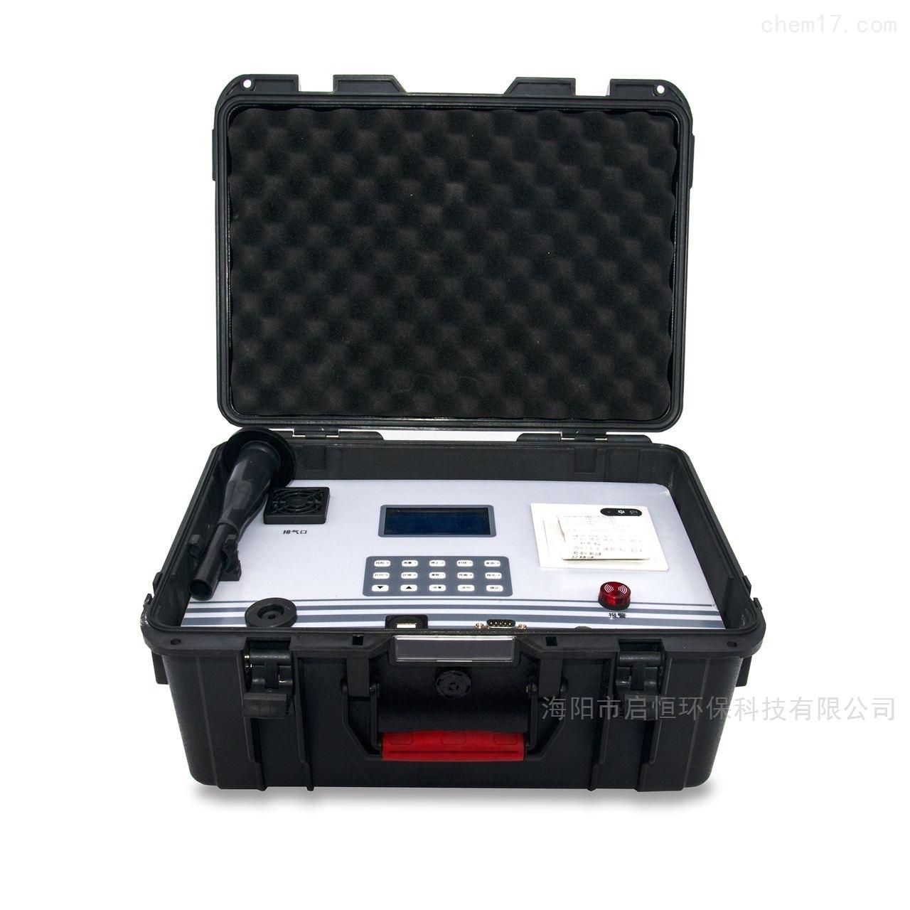 便携式粉尘浓度PM2.5检测仪