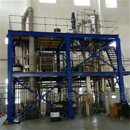 二手1吨钛材质MVR浓缩蒸发器