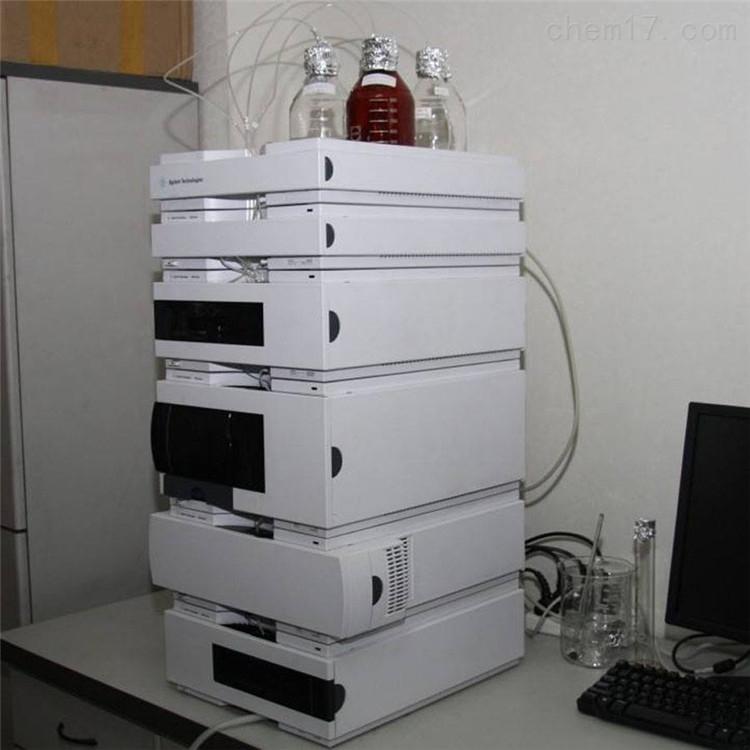 回收二手安捷伦气相色谱仪