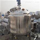 处理二手不锈钢电加热反应釜
