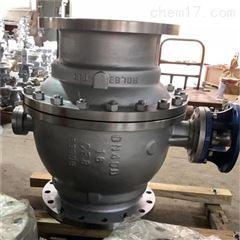 Q347F-16P-400不锈钢固定式球阀