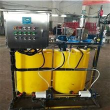 MYJY-200L污水处理投加药设备