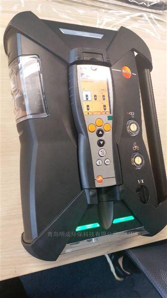 水泥厂废气检测就用德图350烟气分析仪