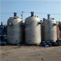 出售回收二手不锈钢反应釜