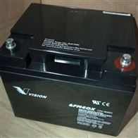 12V40AH威神蓄电池6FM40-X代理选购