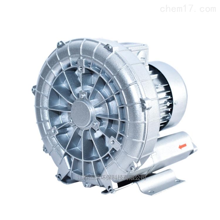 大风量环形涡轮气泵