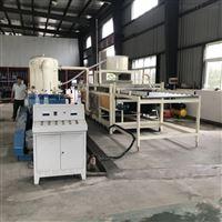 硅质聚合聚苯板设备与无机渗透硅质板生产线