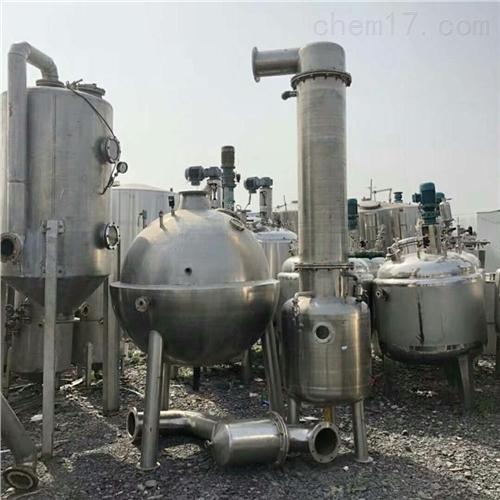 二手单效蒸发器回收