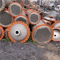 转让二手不锈钢冷凝器质量可靠