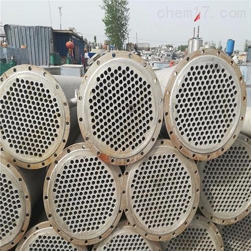 长度3米列管冷凝器大量购销