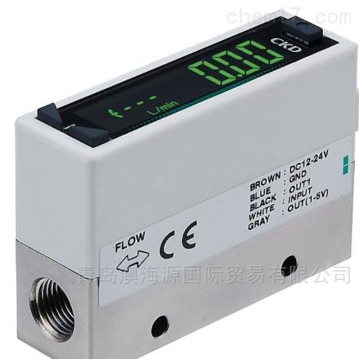 Rapiflow FSM3系列小流量压力传感器日CKD