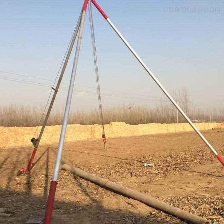 申报能源电力承试资质所需设备金属抱杆