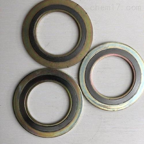 高压容器用内外环金属缠绕垫片