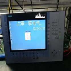 西门子KTP700触摸不灵维修
