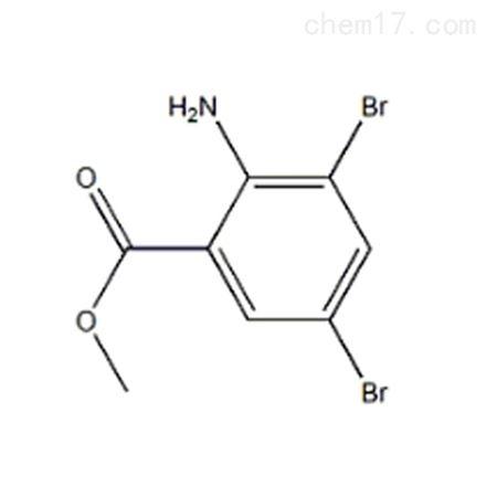 2-amino-3,5-dibromobenzoate(606-00-8)