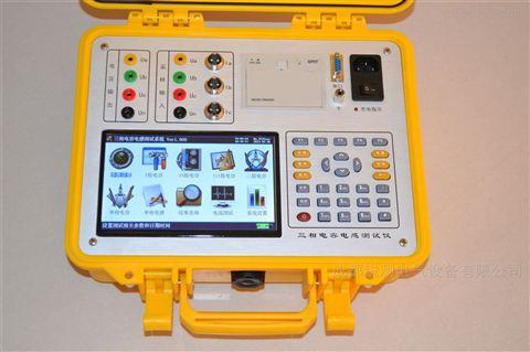 三相电容电感测试仪功能