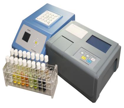 源易测COD氨氮总磷测定仪
