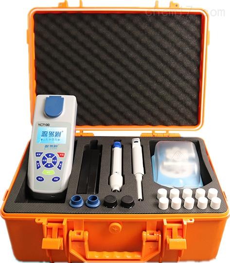 YC7100多参数水质测定仪