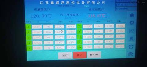 供應反應釜配套溫控系統ATC-255