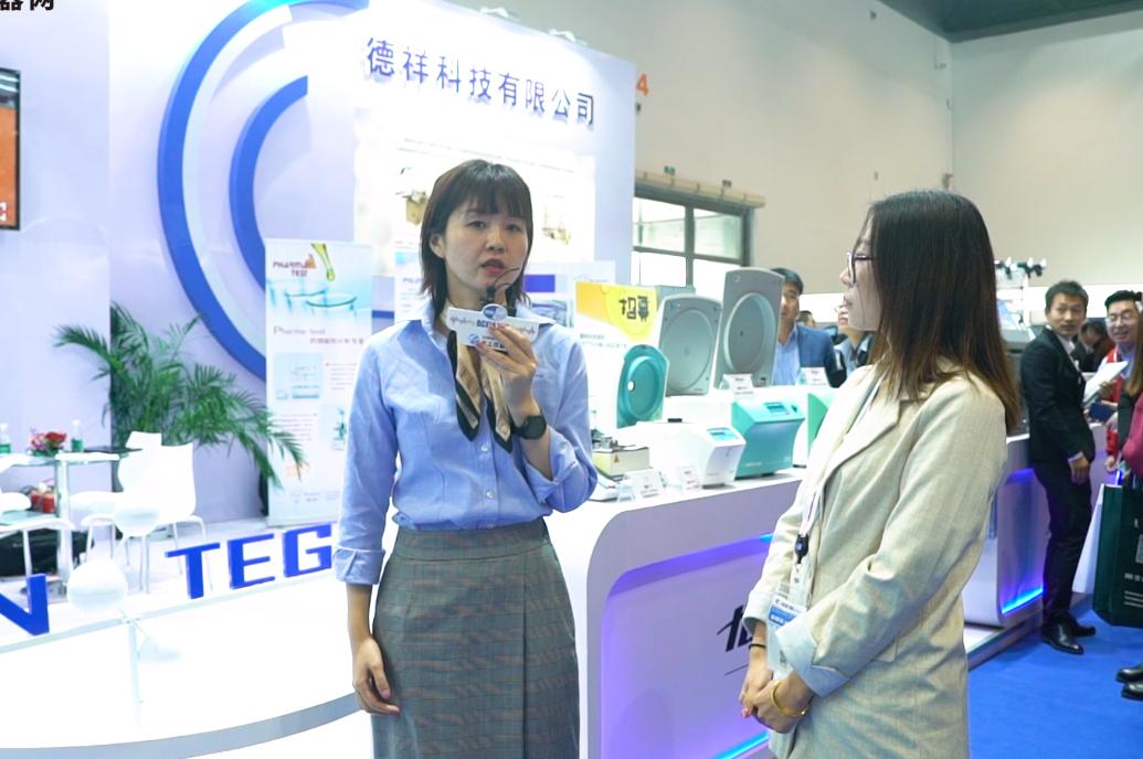 德祥科技精彩亮相BCEIA2019——訪產品總經理Cherry