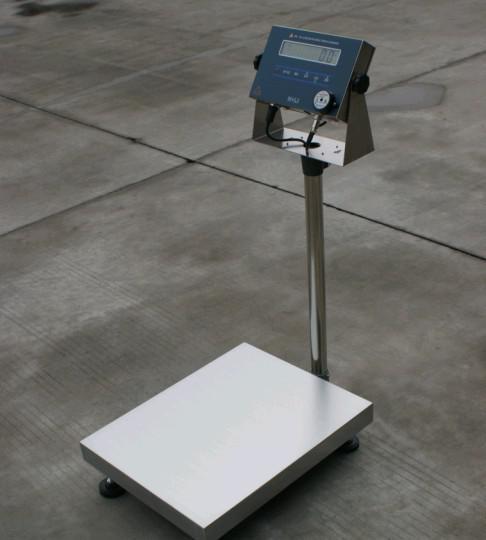 上海1T2吨防爆型电子台秤电子地磅*