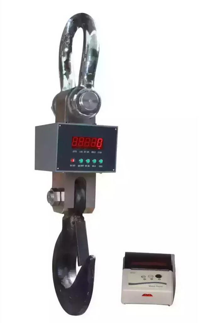 <strong>抗干扰稳定性高直视电子吊秤10吨</strong>