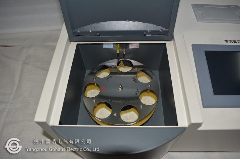 GHAV303-6绝缘油酸值自动测定仪实拍
