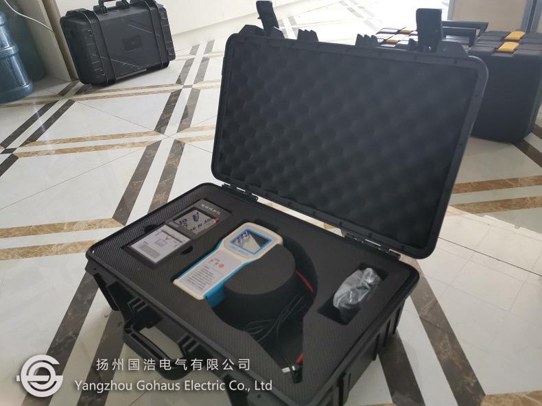 GHDS1200电缆识别仪实拍