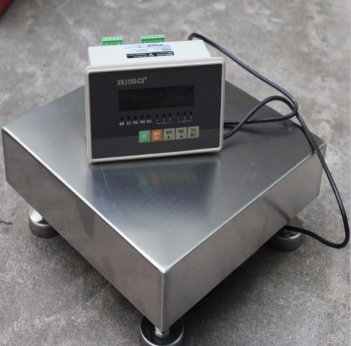 信号控制电子秤