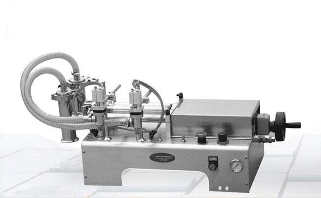 花生油定量灌装机