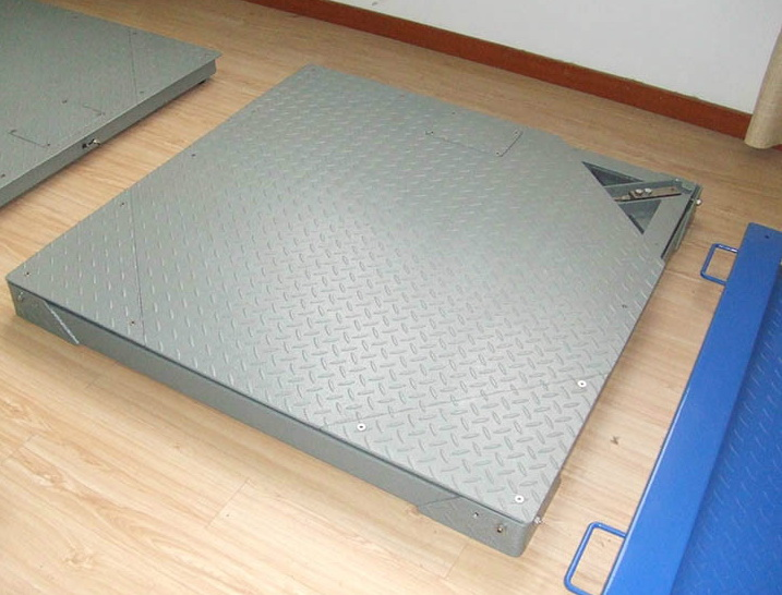 <strong><strong>1.5m x 3m上海*超低电子地磅</strong></strong>